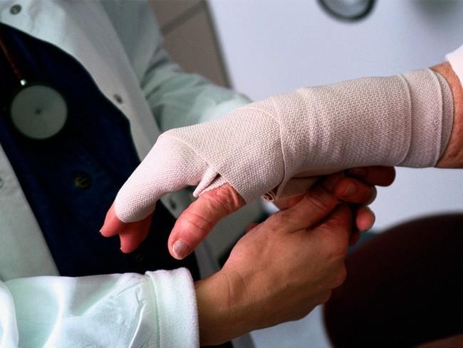 хірургія, травматологія, об'єднання