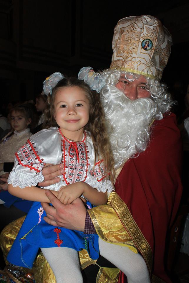 свято, День Святого Миколая, привітання, подарунки, Євстратій