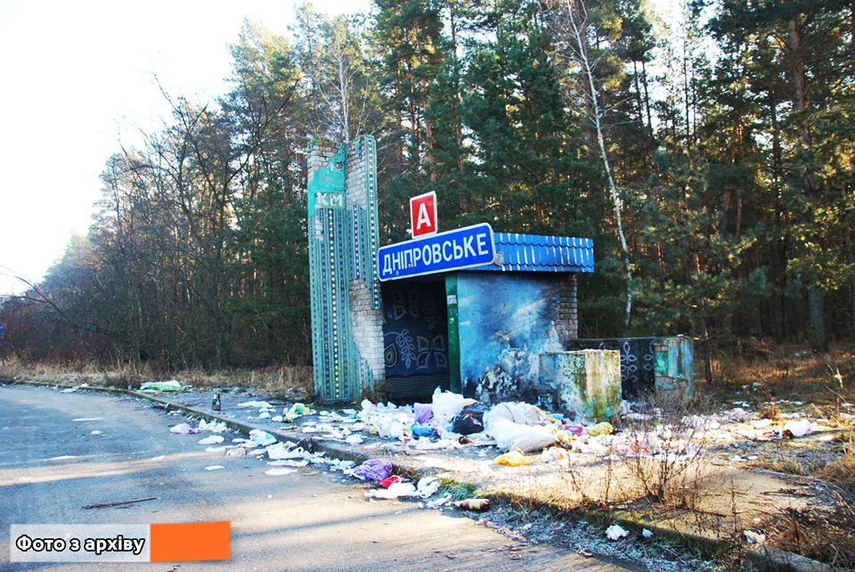 водії, дорога, сміття, прибирання