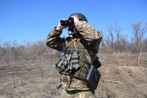 військова частина, тренування