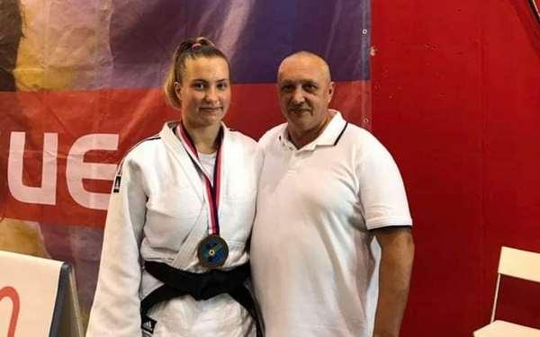 Наталія Чистякова, перемога, дзюдо