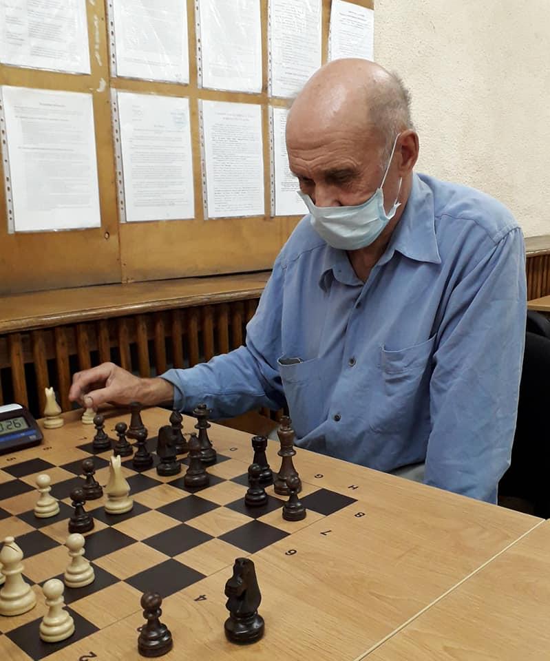 шахісти, турнір