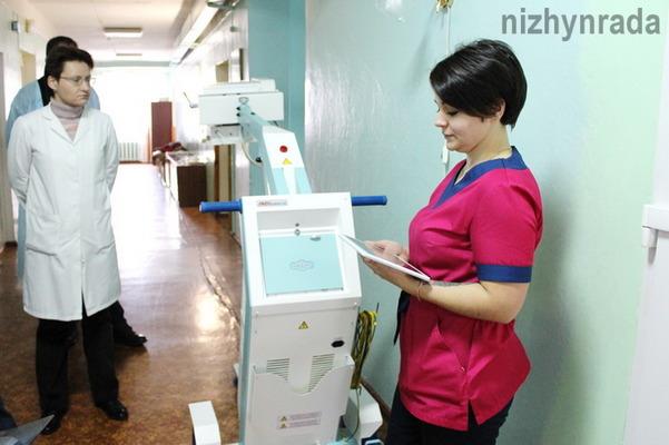 рентгенапарат, головний лікар, знімки