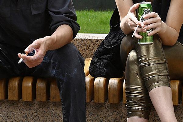 заява, алкоголь, паління, протокол