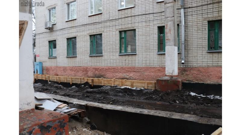 будівельний проект, міська лікарня, модернізація