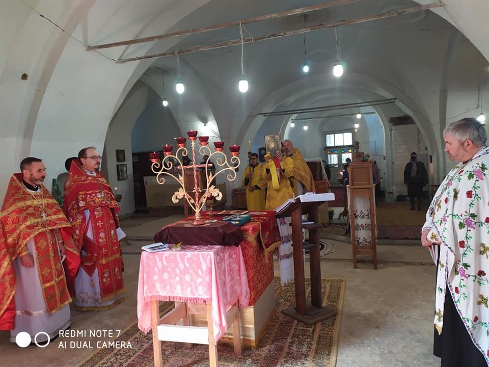 церква, храмове свято