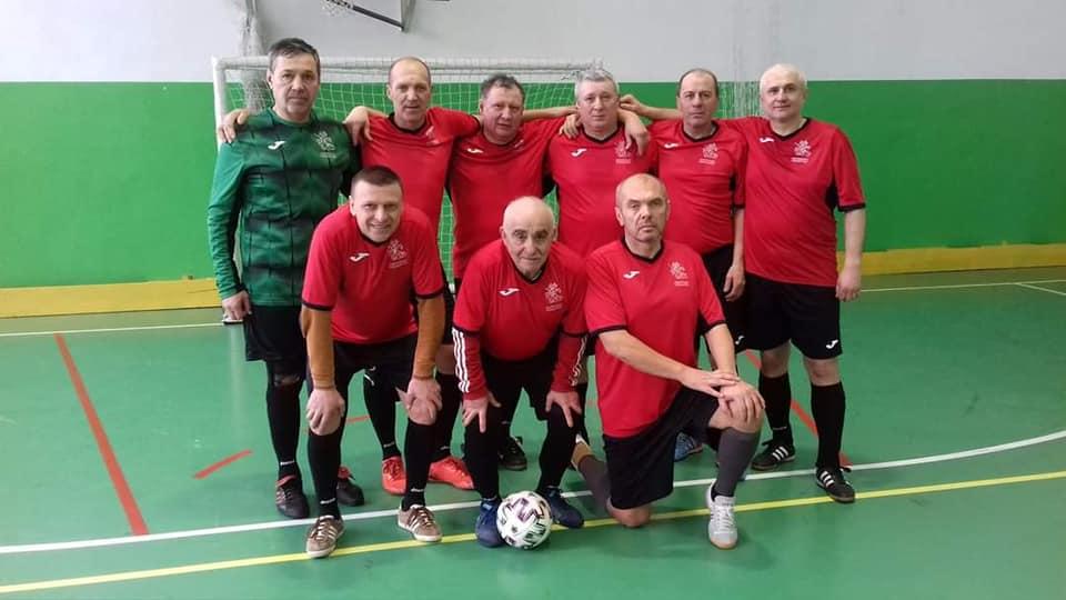 Ніжин, футбол, ветерани. перемогли, ФК_Ветеран