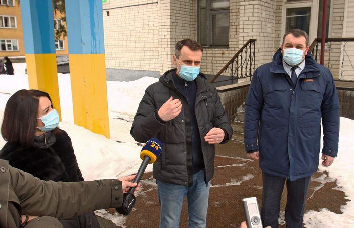 Ніжин, Чернігівщина, вакцина, коронавірус