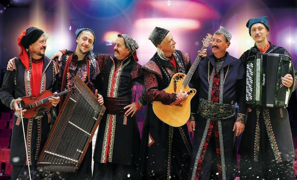Козацькі забави, гурт, концерт, будинок культури