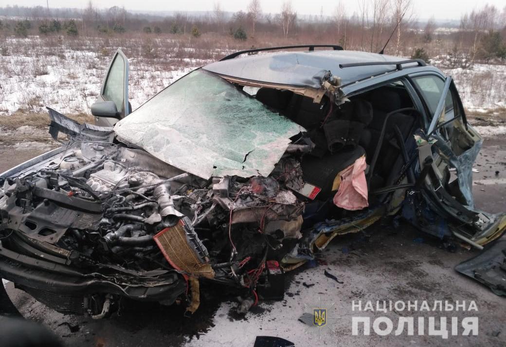 ДТП, Волинь, аварія, поліція