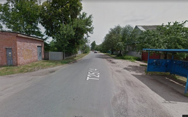 ДТП, аварія, вулиця Франка