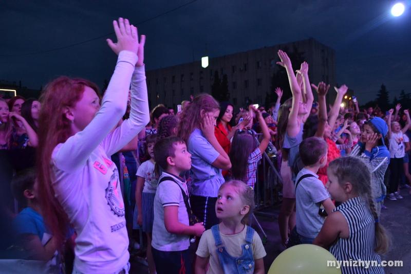 концерт, Оля Полякова