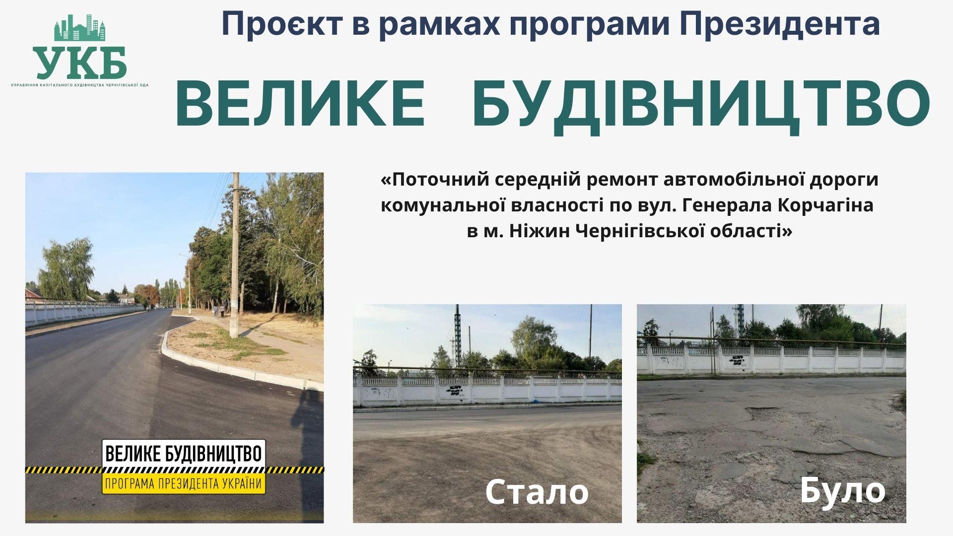 ремонт, вулиця, Корчагіна
