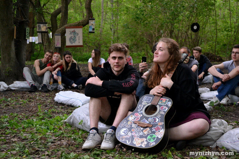 фестиваль, Графський парк