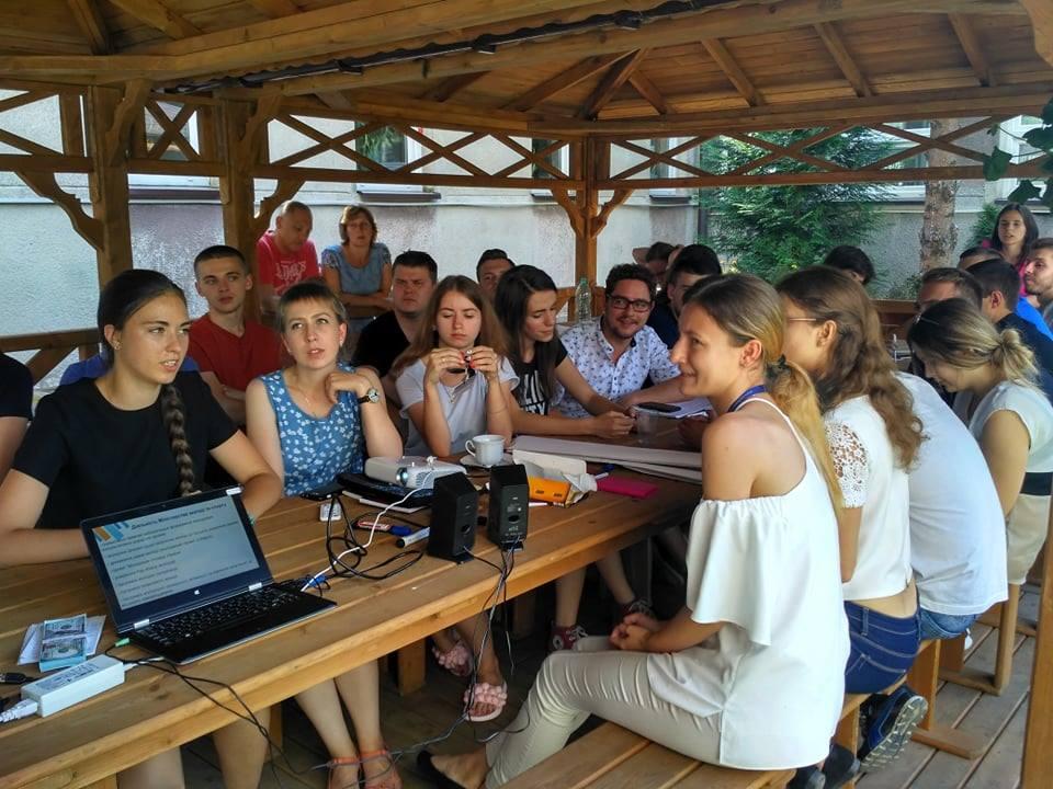 Міжнародна літня школа, університет Гоголя