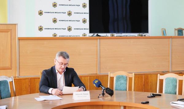 Анатолій Лінник, прес-конференція, громада, результати