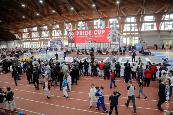 дзюдо, міжнародний турнір, перемога