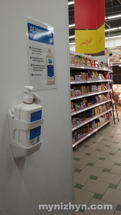 супермаркет, маски, правила