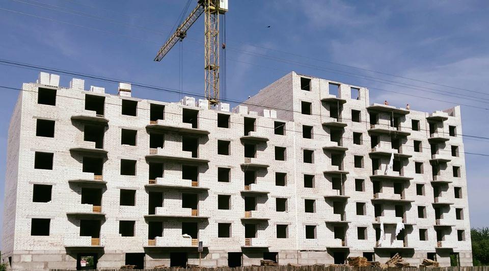 будівництво, УкрСіверБуд, житло, вулиця Незалежності