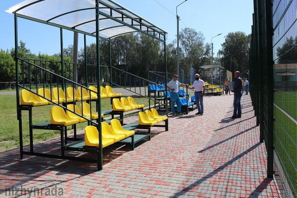 проект Громадського бюджету, міні-стадіон, ЗОШ № 9