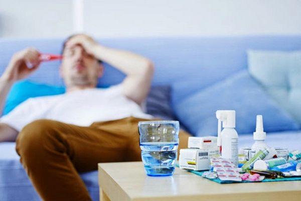 грип, ГРВІ, ентероколіти