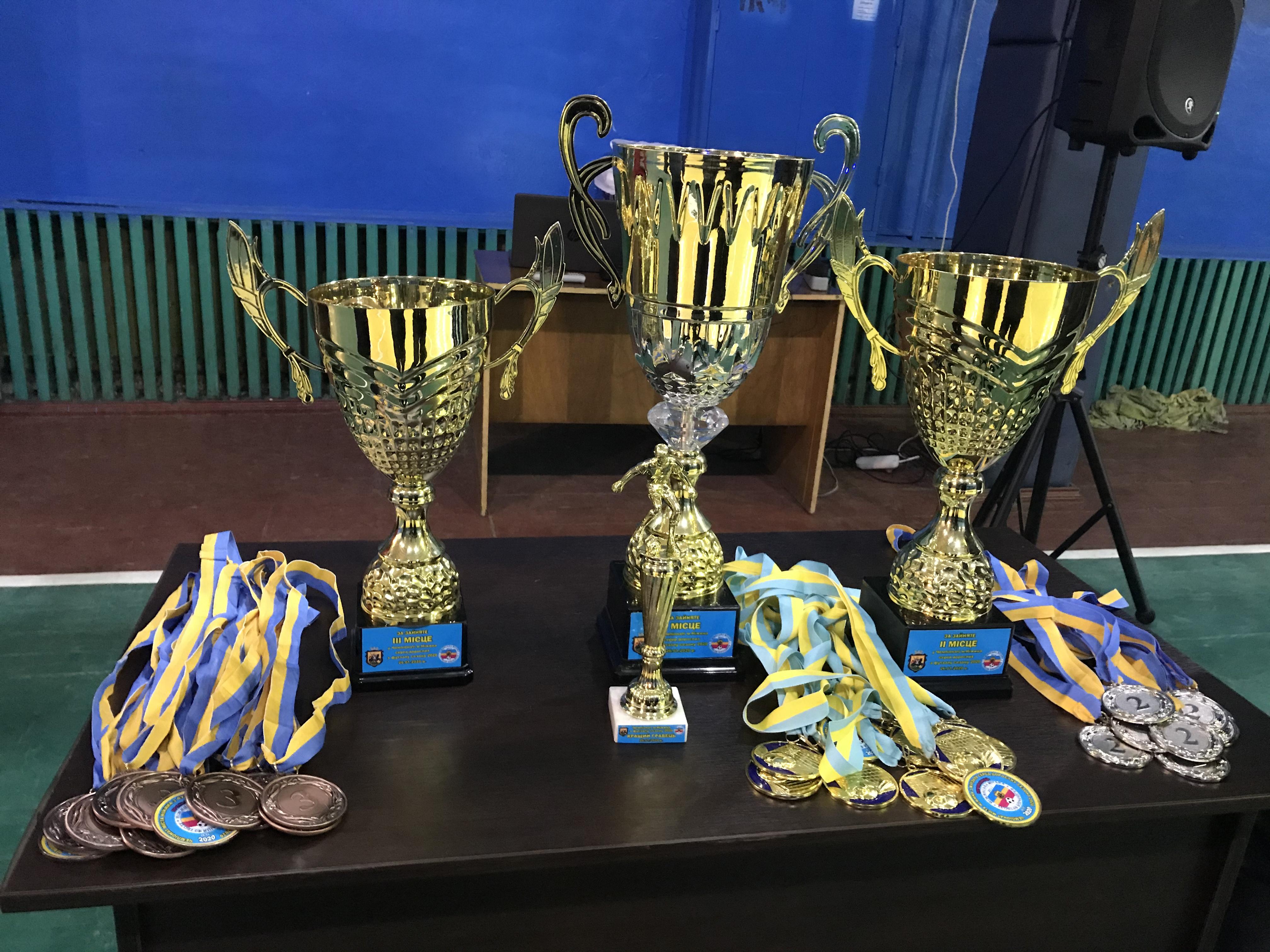 футзал, чемпіонат, перемога