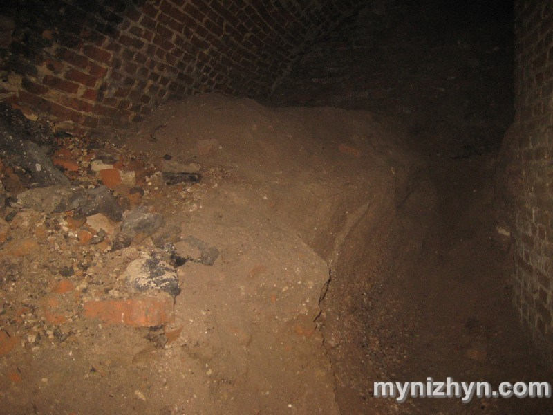Ніжинські підземелля