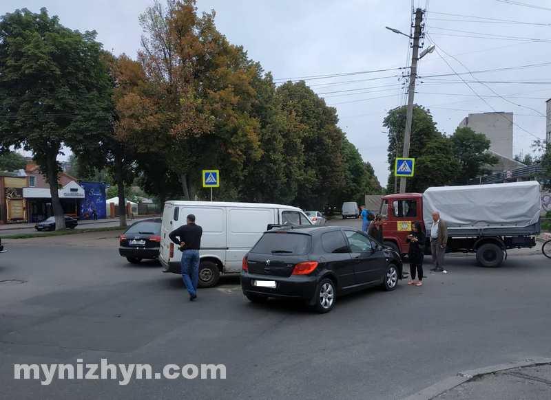 ДТП, Шевченка, Синяківська