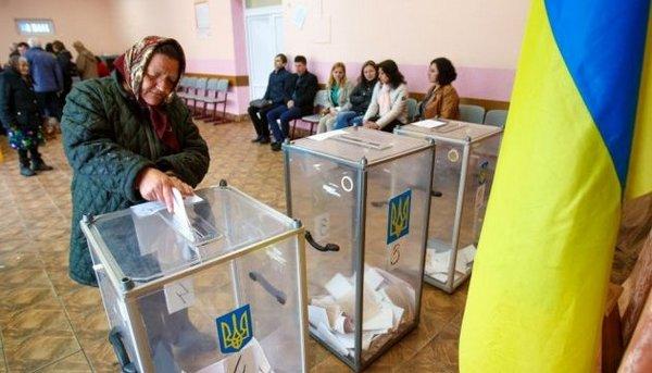вибори, Талалаївська ОТГ