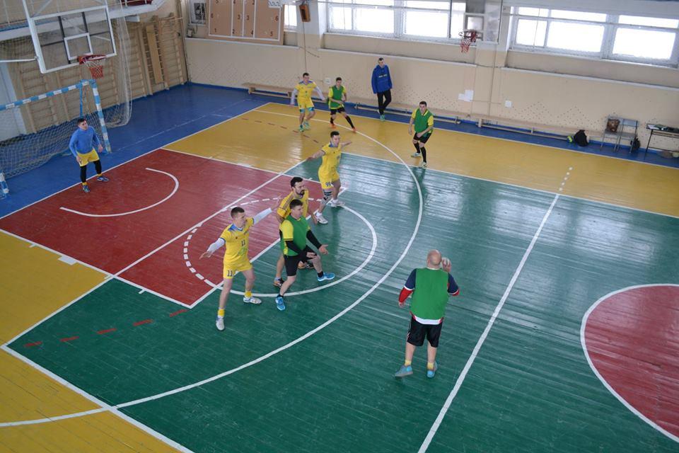 спорт, Кубок району, гандбол
