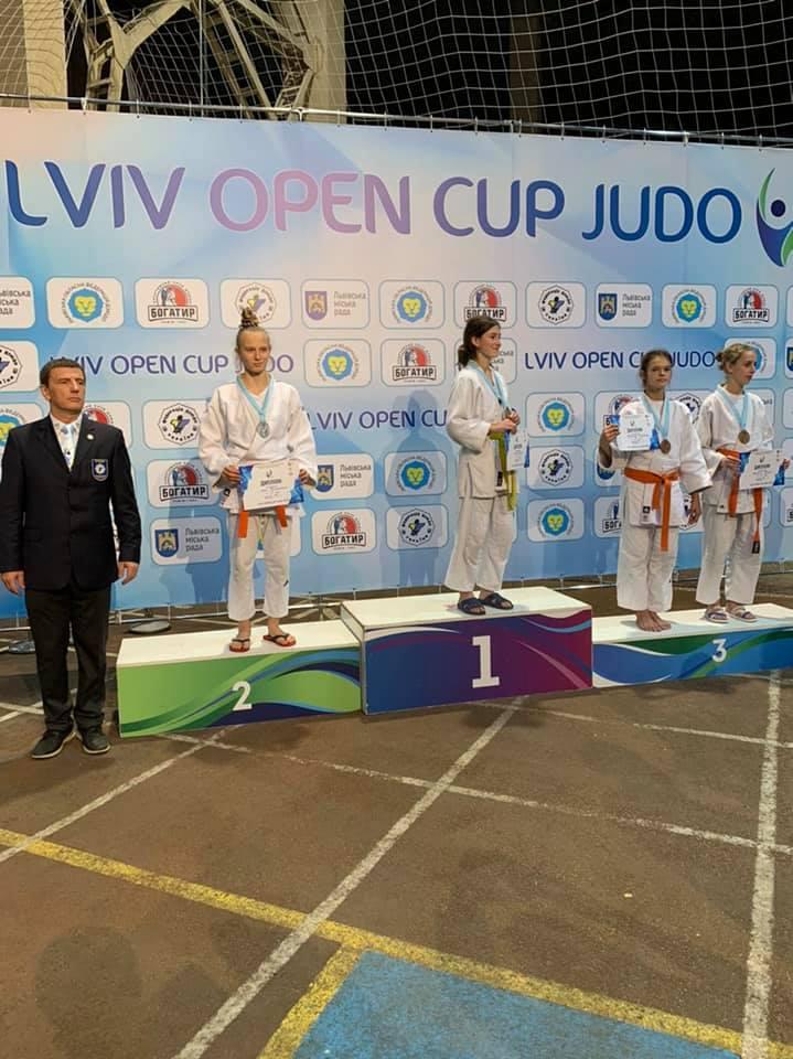 Кубок, дзюдо, чемпіонка, Жаклін Сатарі