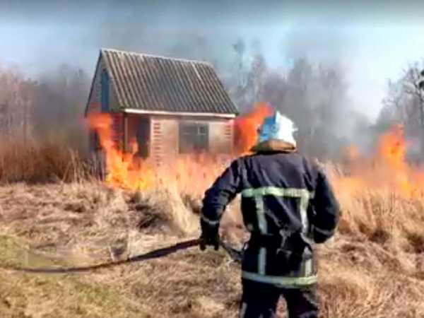 пожежа, Ніжин, район