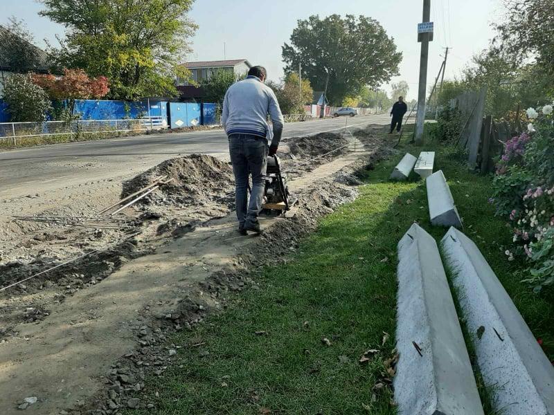 Ніжинщина, дорога, ремонт