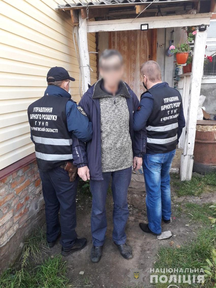 поліція, сусіди, ніж, затримання