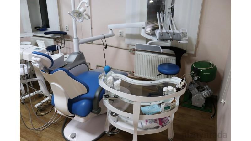 Ніжин, стоматологія, установки
