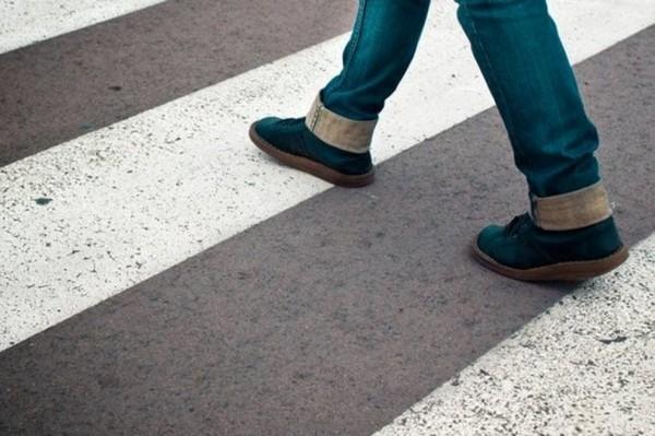 Пішохід, пішохідний перехід