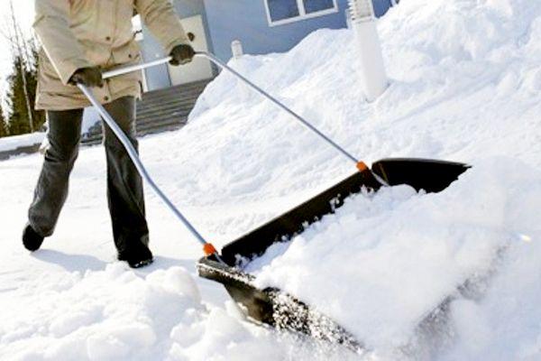 снігопади, розчистка