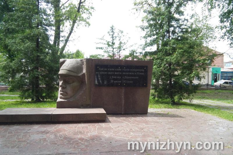 Чекісти, Гоголівський парк, Віталій Назаренко,